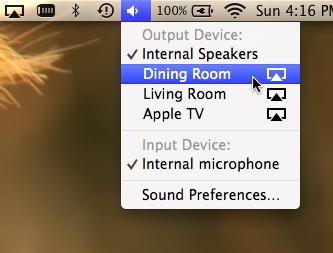 AirPlay Audio
