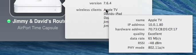 Wireless clients